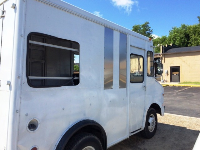 ice cream truck before glass -1