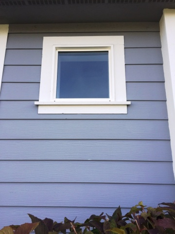 Block windows, switched to thermal pane