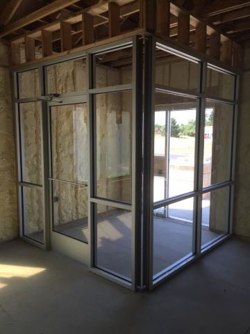 Commercial Door And Entrance Way Twin Bay Glass