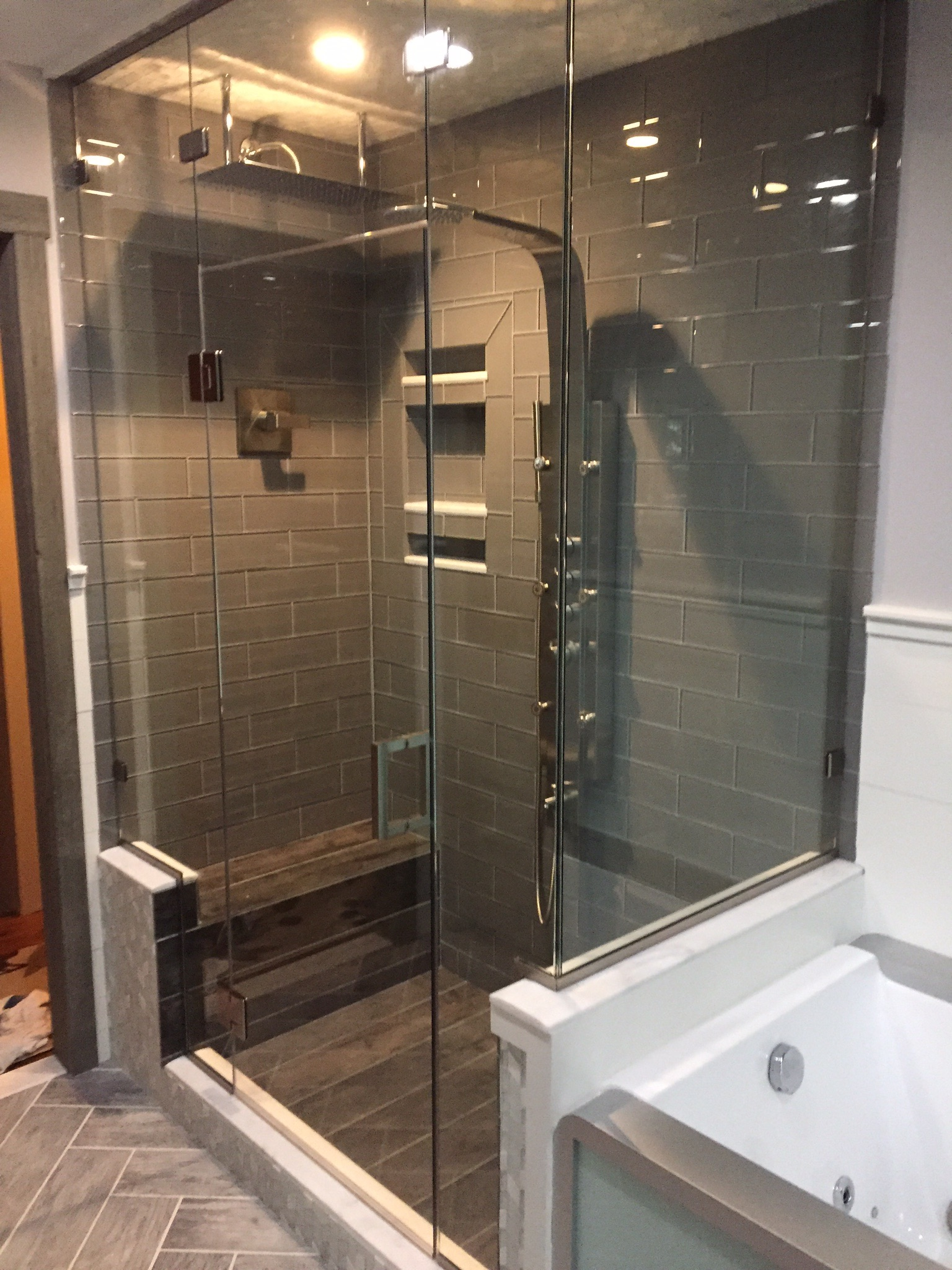 Twin City Auto >> Shower Doors and Enclosures - Twin Bay Glass - Traverse City Michigan : Twin Bay Glass ...
